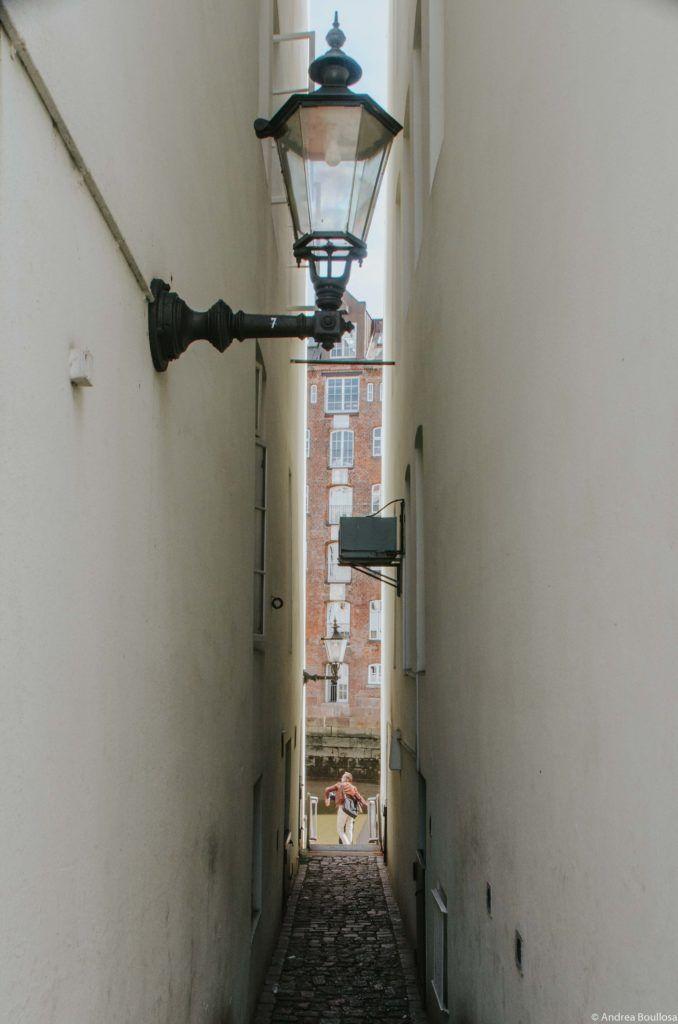 callejón Hamburgo