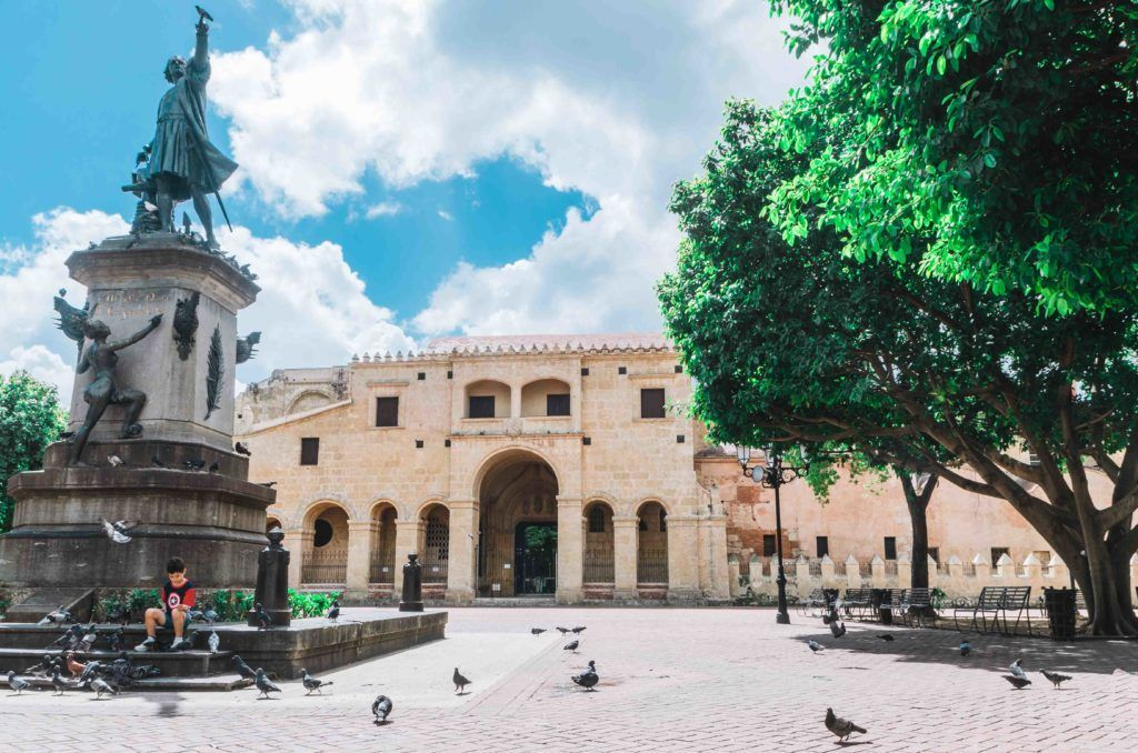 Plaza Colon Santo Domingo