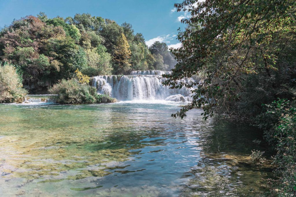 Krka National Pakr Croacia