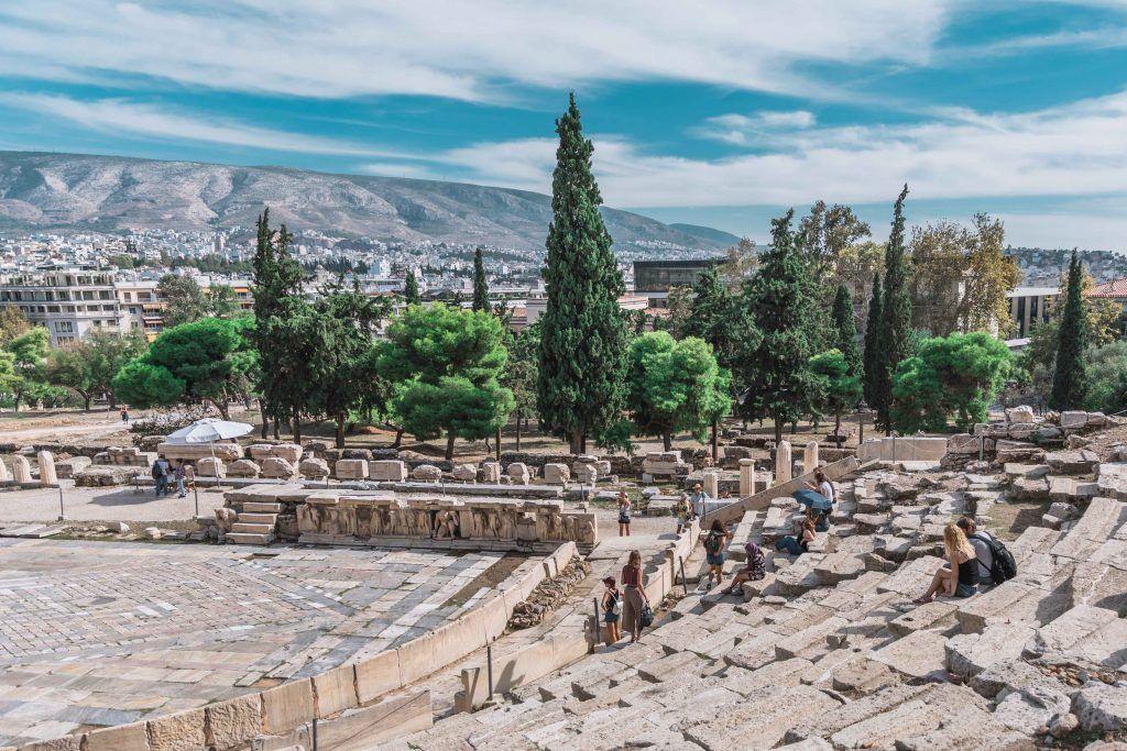 qué ver en Atenas, Grecia