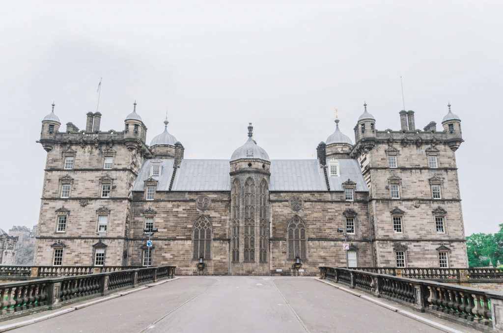 tour harry potter en edimburgo